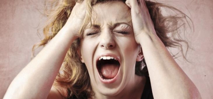 Причины истерики или как справиться с истерикой и снять напряжение