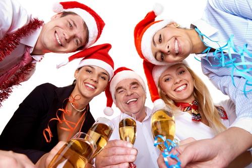 Валериана П поможет пережить депрессию от новогодних праздников